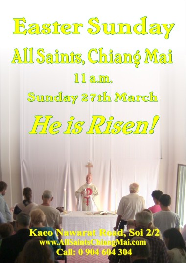 Easter Sunday 2016 Poster
