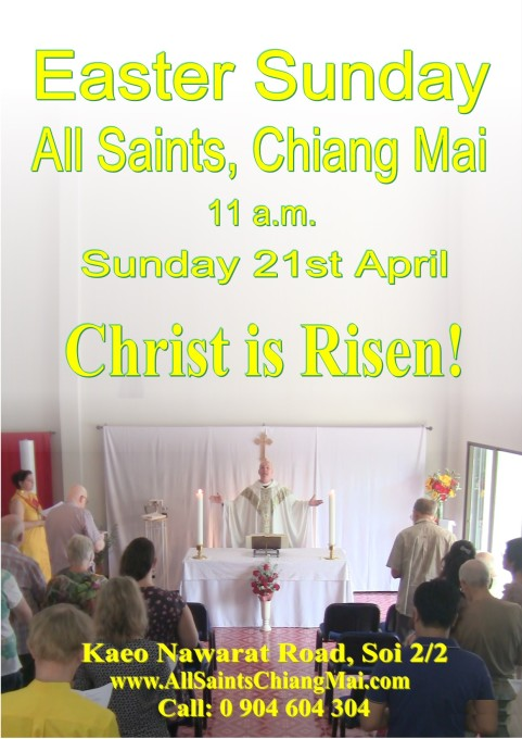 Easter Sunday 2019 Poster
