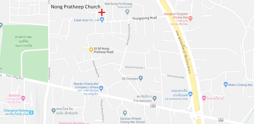 Nong Pratheep Church Map.bmp